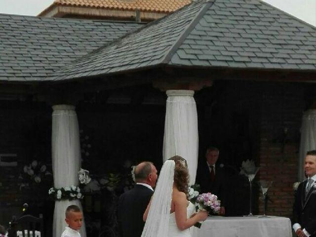 La boda de Raúl  y Cristina  en Navalcarnero, Madrid 3