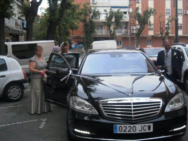 La boda de Raúl  y Cristina  en Navalcarnero, Madrid 4