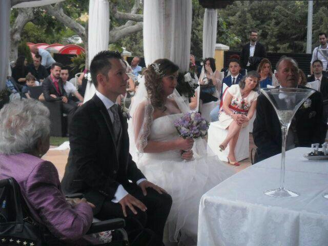 La boda de Raúl  y Cristina  en Navalcarnero, Madrid 5