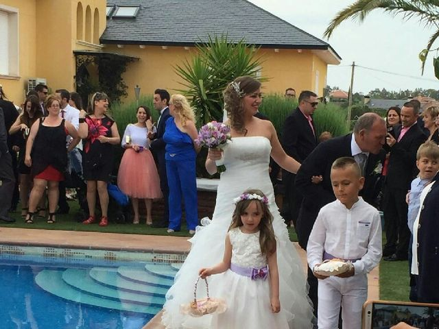 La boda de Raúl  y Cristina  en Navalcarnero, Madrid 6