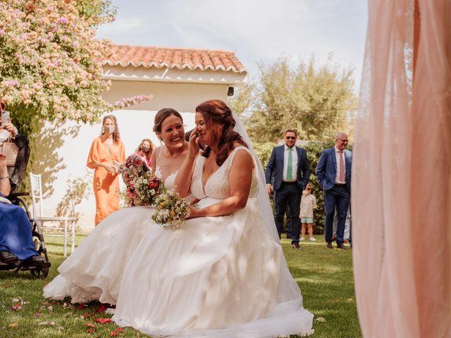 La boda de Bea y Merche