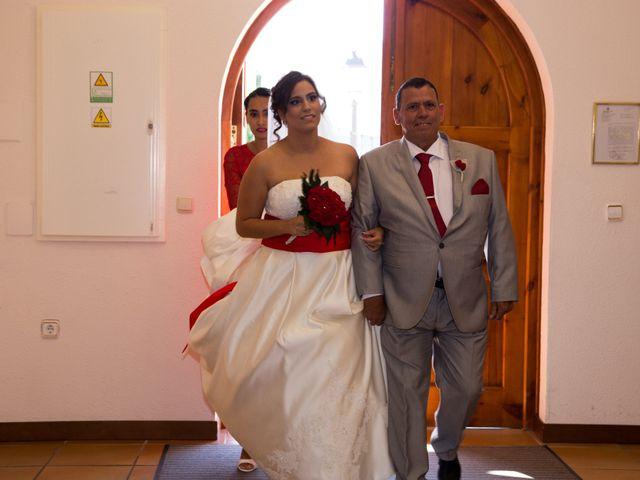 La boda de Alejandro y Rut en Ojen, Málaga 5