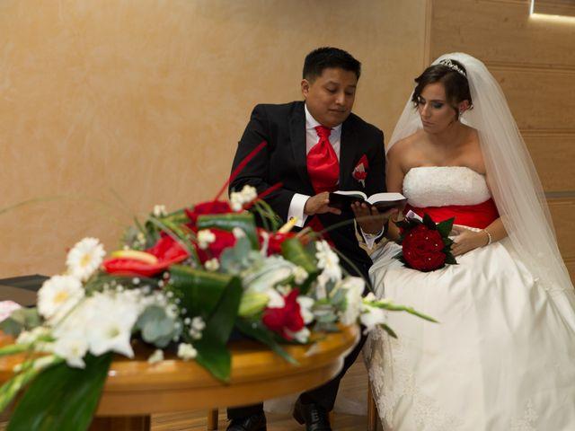 La boda de Alejandro y Rut en Ojen, Málaga 6