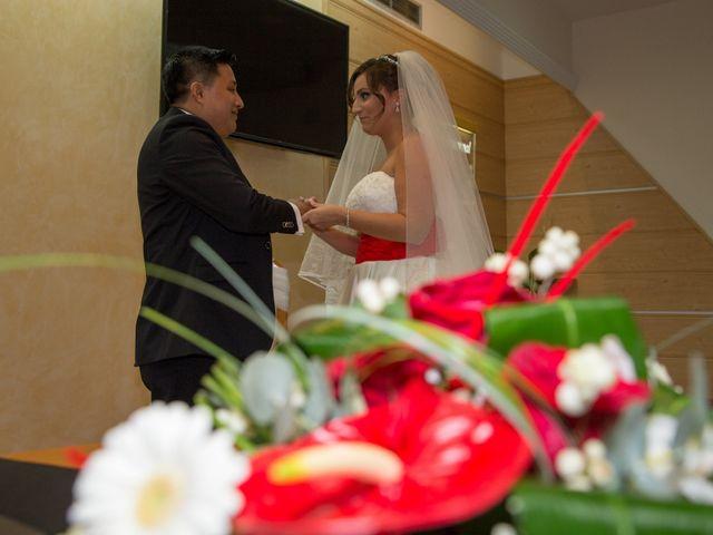 La boda de Alejandro y Rut en Ojen, Málaga 7