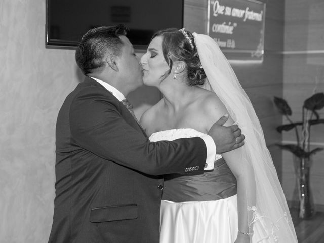 La boda de Alejandro y Rut en Ojen, Málaga 8