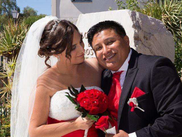 La boda de Alejandro y Rut en Ojen, Málaga 9