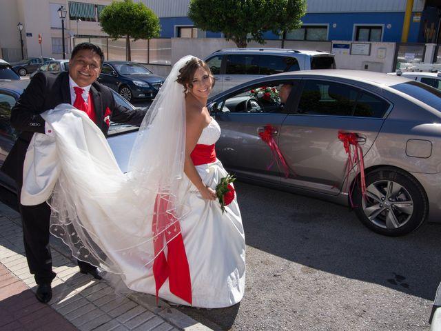 La boda de Alejandro y Rut en Ojen, Málaga 10