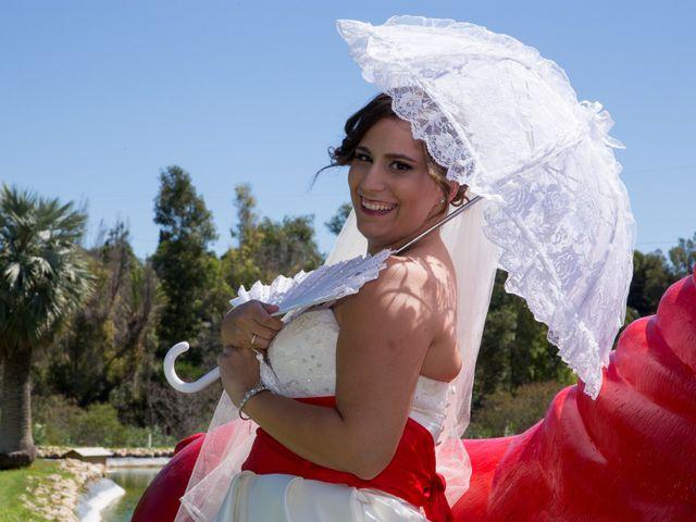 La boda de Alejandro y Rut en Ojen, Málaga 11