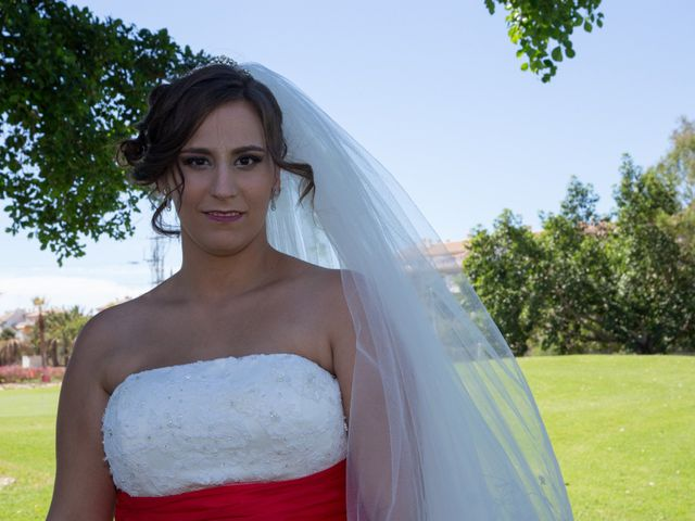La boda de Alejandro y Rut en Ojen, Málaga 13