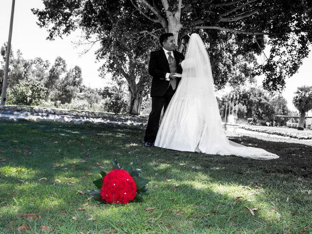 La boda de Alejandro y Rut en Ojen, Málaga 14