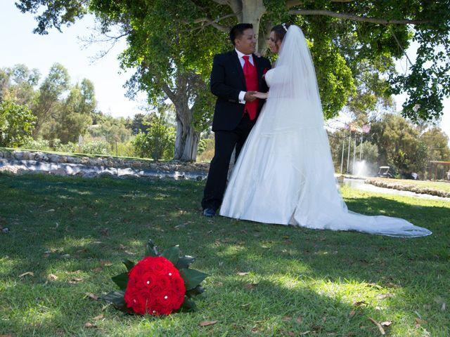 La boda de Alejandro y Rut en Ojen, Málaga 15