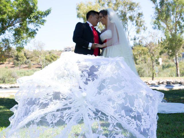 La boda de Alejandro y Rut en Ojen, Málaga 16