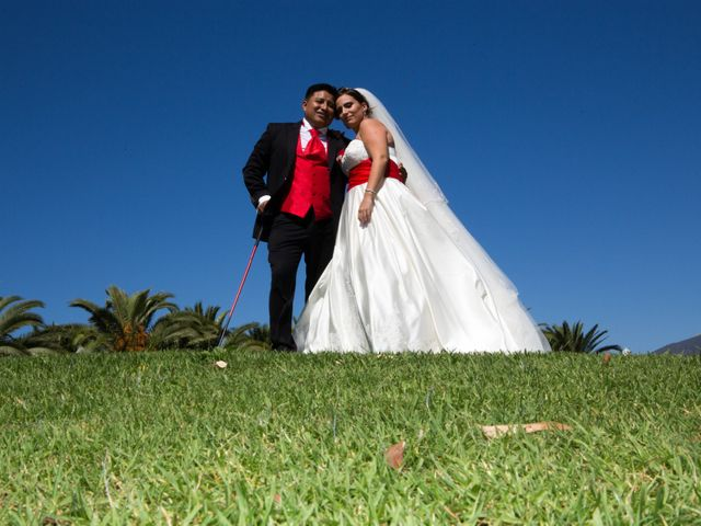 La boda de Alejandro y Rut en Ojen, Málaga 18