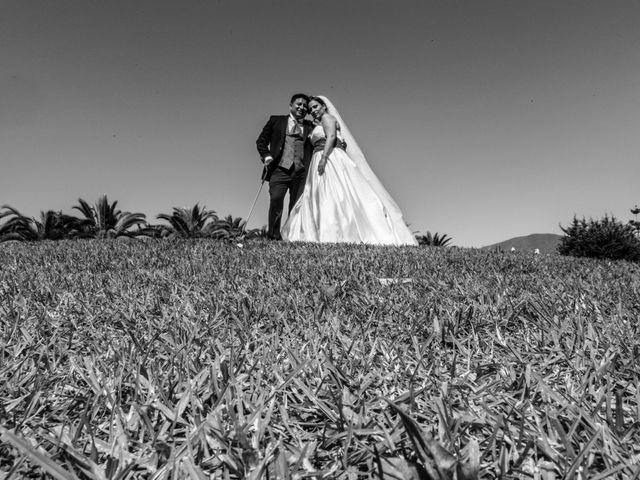 La boda de Alejandro y Rut en Ojen, Málaga 19