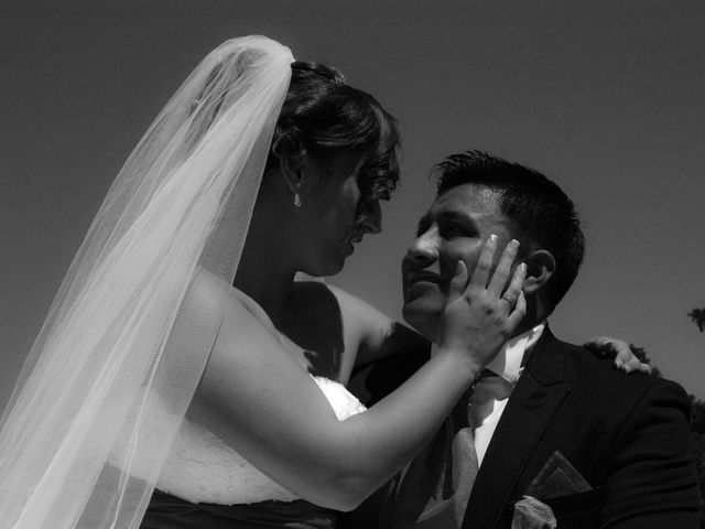 La boda de Alejandro y Rut en Ojen, Málaga 21