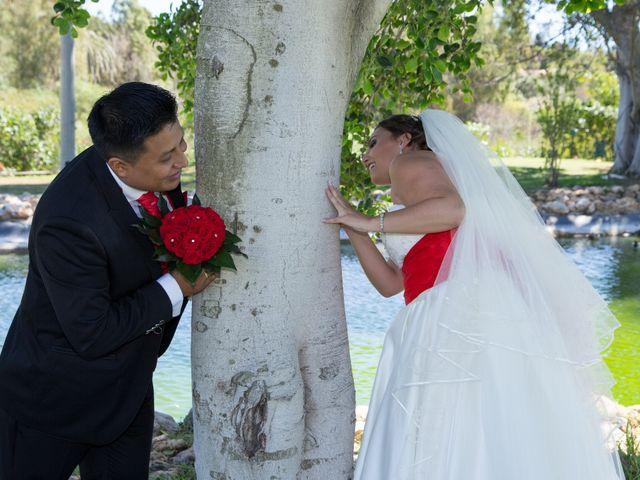 La boda de Alejandro y Rut en Ojen, Málaga 23