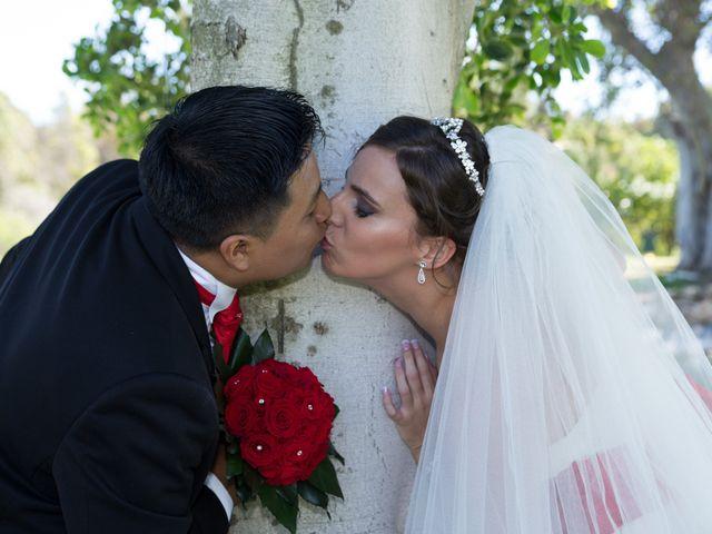 La boda de Alejandro y Rut en Ojen, Málaga 25