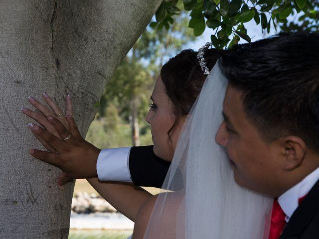 La boda de Alejandro y Rut en Ojen, Málaga 27
