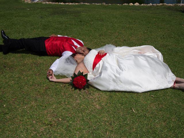 La boda de Alejandro y Rut en Ojen, Málaga 32