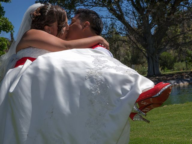 La boda de Alejandro y Rut en Ojen, Málaga 39