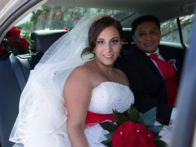 La boda de Alejandro y Rut en Ojen, Málaga 40