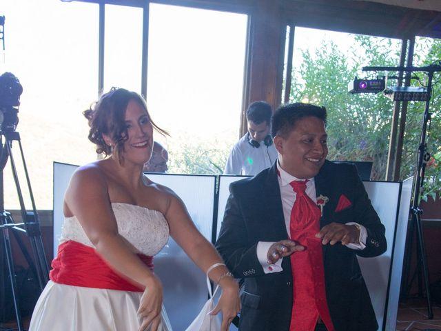 La boda de Alejandro y Rut en Ojen, Málaga 45