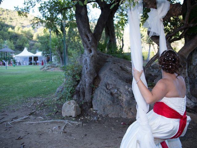 La boda de Alejandro y Rut en Ojen, Málaga 47