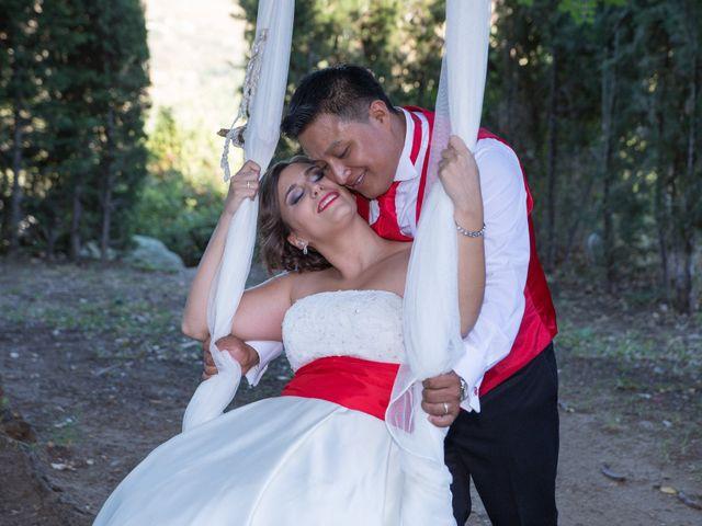 La boda de Alejandro y Rut en Ojen, Málaga 48