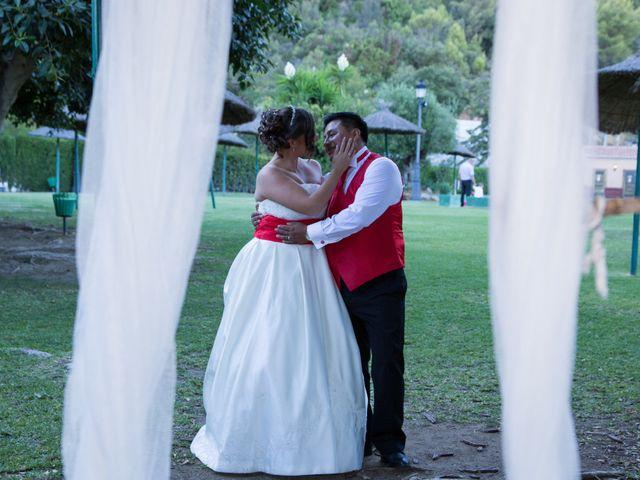 La boda de Alejandro y Rut en Ojen, Málaga 49
