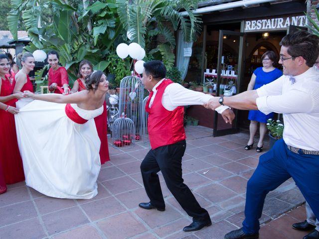 La boda de Alejandro y Rut en Ojen, Málaga 50