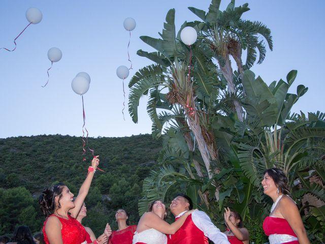 La boda de Alejandro y Rut en Ojen, Málaga 51