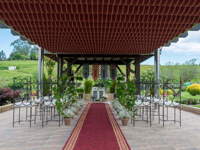 La boda de David y María en Laukiz, Vizcaya 5
