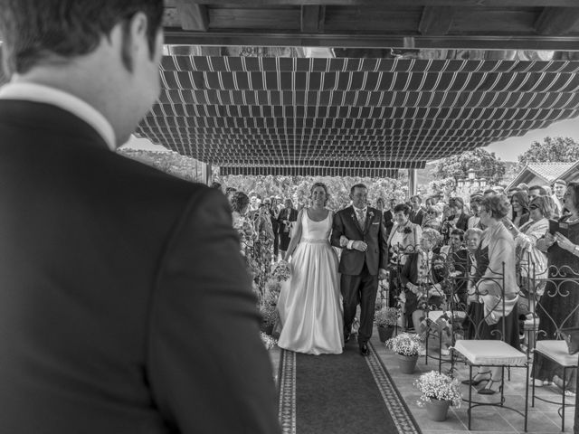 La boda de David y María en Laukiz, Vizcaya 12