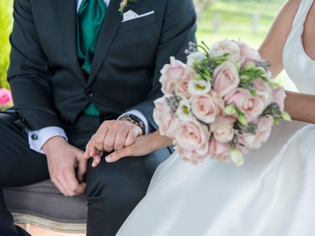 La boda de David y María en Laukiz, Vizcaya 13