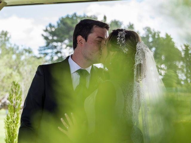 La boda de David y María en Laukiz, Vizcaya 16