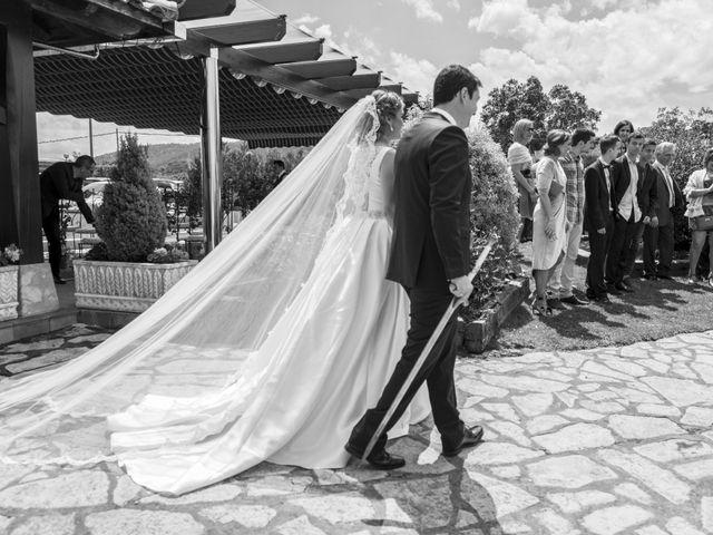 La boda de David y María en Laukiz, Vizcaya 18