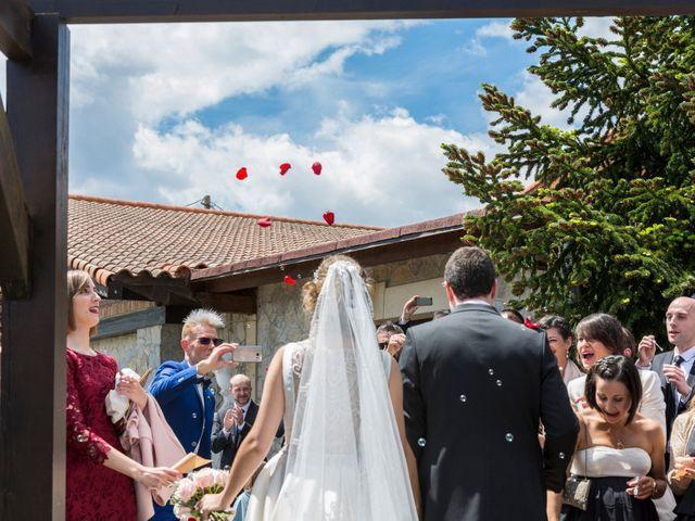 La boda de David y María en Laukiz, Vizcaya 19