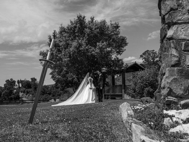 La boda de David y María en Laukiz, Vizcaya 21