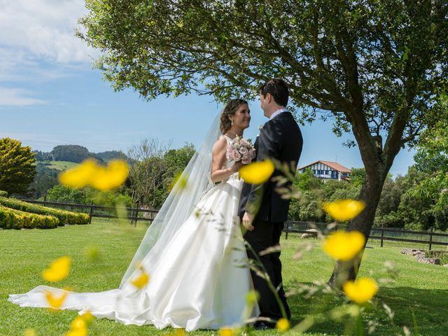 La boda de David y María en Laukiz, Vizcaya 23