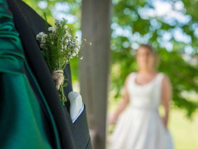 La boda de David y María en Laukiz, Vizcaya 25