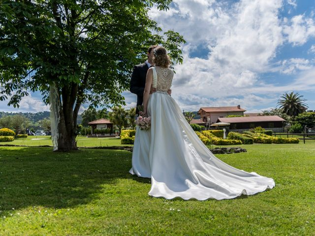 La boda de David y María en Laukiz, Vizcaya 26
