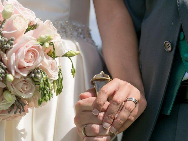 La boda de David y María en Laukiz, Vizcaya 27