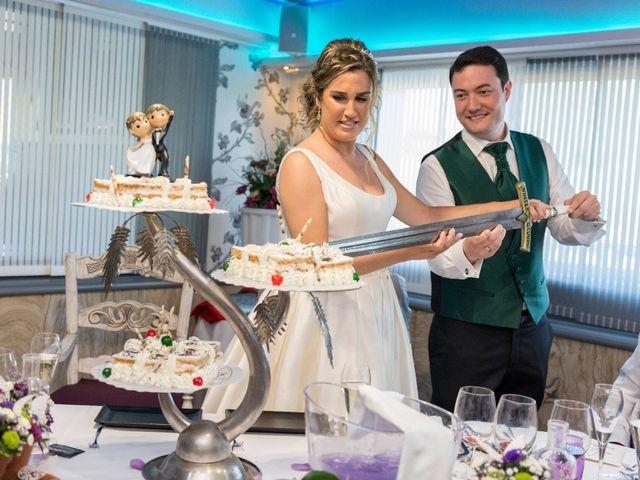 La boda de David y María en Laukiz, Vizcaya 32