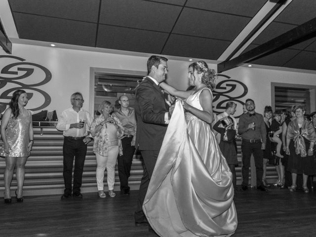 La boda de David y María en Laukiz, Vizcaya 35