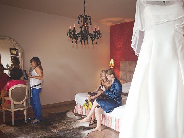 La boda de Kike y Audry en Almorox, Toledo 1