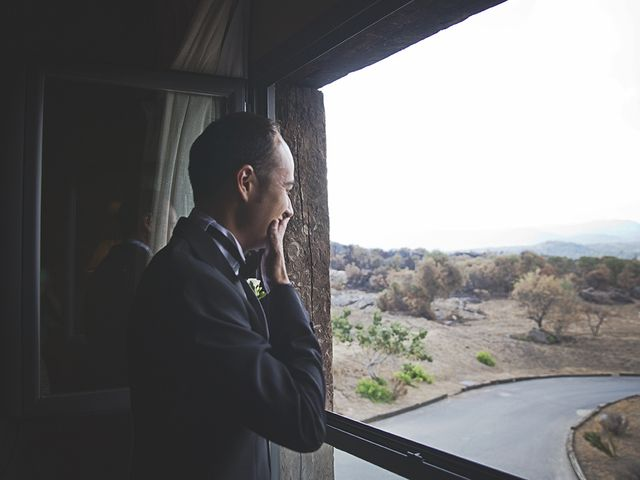 La boda de Kike y Audry en Almorox, Toledo 34