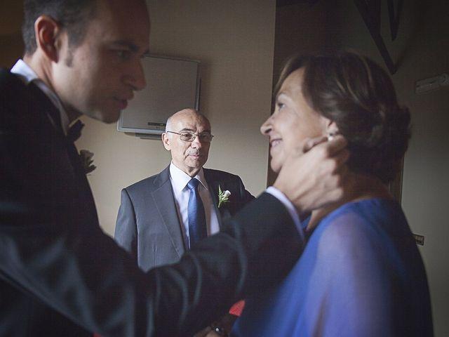 La boda de Kike y Audry en Almorox, Toledo 37