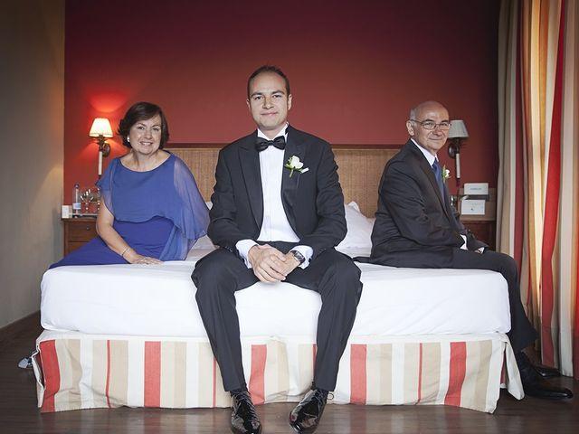 La boda de Kike y Audry en Almorox, Toledo 39