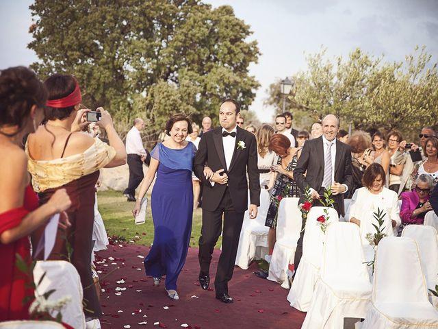 La boda de Kike y Audry en Almorox, Toledo 54