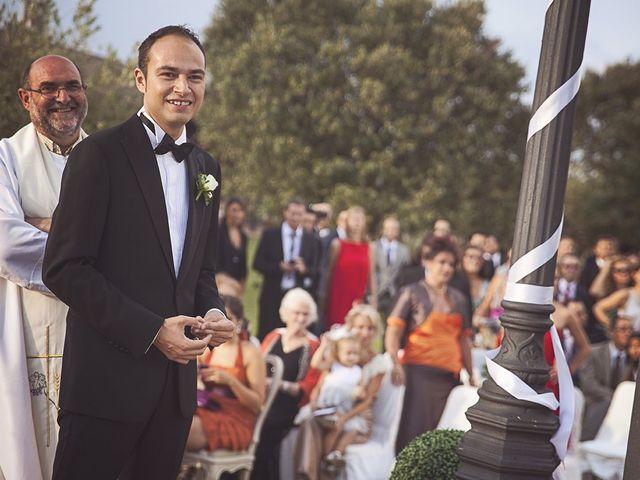 La boda de Kike y Audry en Almorox, Toledo 56